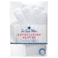 Le Spa Bleu Exfoliating Gloves