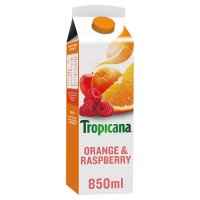 Tropicana Orange & Raspberry