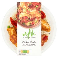 Myhk Chicken Paella
