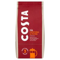 Costa roast & ground after dinner coffee