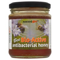 Medibee, bio-active antibacterial honey