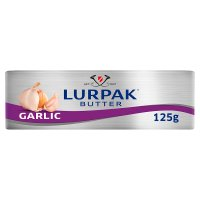 Lurpak butter with crushed garlic