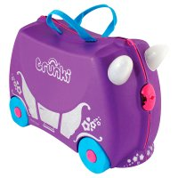 Trunki Penelope the Princess carriage, purple