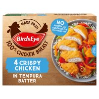 Birds Eye 5 crispy chicken frozen