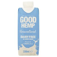 Good Hemp Dairy Free Unsweetened