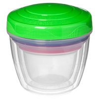 Sistema Snack 'n' Nest To Go Pots