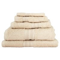Waitrose Home Egyptian cotton ivory hand towel