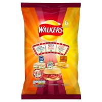Walkers Chicken, Bacon & Cheese