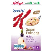 Kellogg's Special K Super Porridge Apple