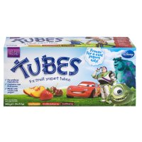 Ubley Disney 9 tubes fruit yogurt