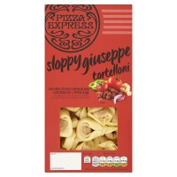 Pizza Express Sloppy Giuseppe Tortelloni
