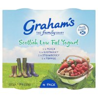 Graham's Scottish Low Fat Yogurt