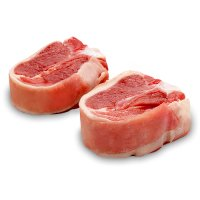 Waitrose English lamb loin chops
