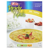 Gits ready meals dal tadka