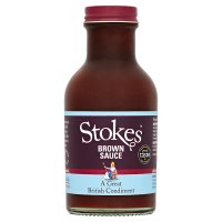 Stokes real brown sauce image