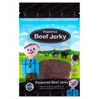 Laverstoke Park Farm peppered beef jerky