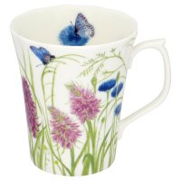 Duchy Originals from Waitrose meadow orchid mug