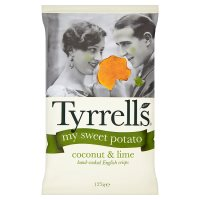 Tyrrells My Sweet Potato Coconut & Lime