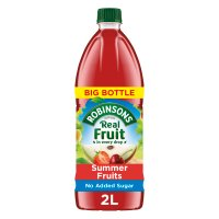 Robinsons Summer Fruits No Added Sugar