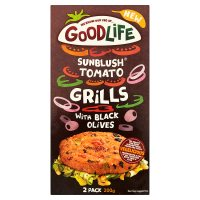 Goodlife Tomato Grills with Black Olives