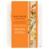 Waitrose Asian fusion prawn dumplings