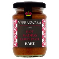 Veeraswamy hot madras curry paste