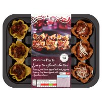 Waitrose Spicy Taco Floret Selection