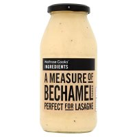 Waitrose Cooks' Ingredients Bechamel pasta sauce