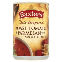 Baxters Deli Inspired roast tomato & parmesan soup