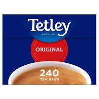 Tetley 240 tea bags