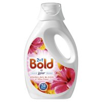 Bold 2in1 Peony & Rose Blush Washing Liquid 24 washes