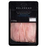 Dalehead wafer thin oak smoked ham