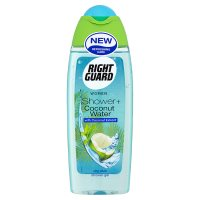 Right Guard Women Shower + Coconut Water Shower Gel