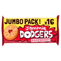 Jammie Dodgers orginal - family pack