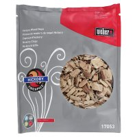 Weber hickory firespice wood chips