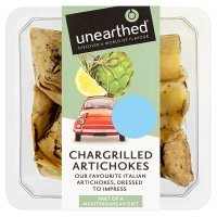Unearthed Chargrilled Artichokes