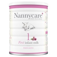 Nanny Care longlife first infant goat milk