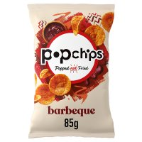 Popchips potato chips - barbecue