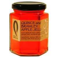 Quince Products quince & bramley apple jelly