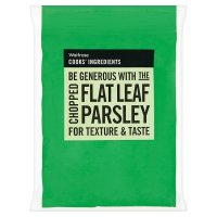 Waitrose Cook's Ingredients chopped parsley