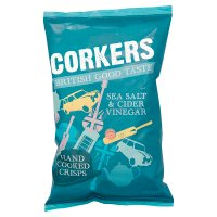 Corkers sea salt