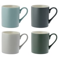 Waitrose Dining Everyday Coffee Cups Tonal
