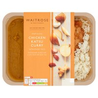 Waitrose Asian fusion katsu chicken curry