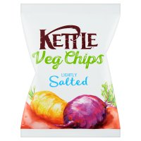 Kettle vegetable chips parsnip sweet potato