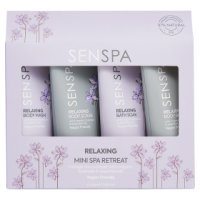 Senspa relaxing bath & body travel