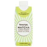 Teapigs matcha elderflower