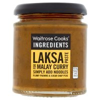 Waitrose Cooks' Ingredients laksa paste