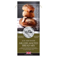 Bacheldre bread mix millers malted