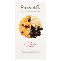 Prewetts Cookies Oat + Raisin