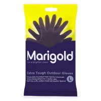 Marigold outdoor gloves large
